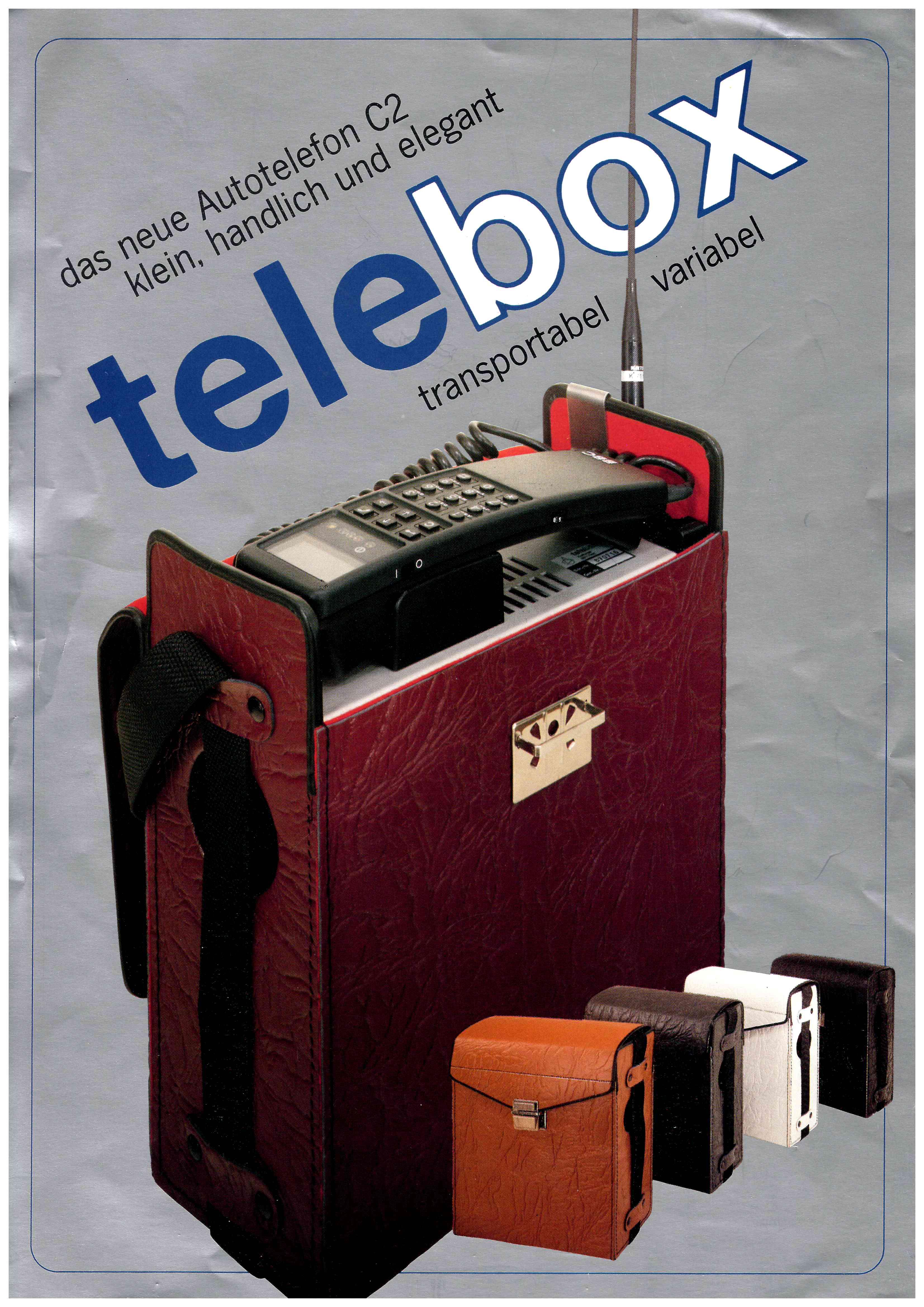 telebox Historie