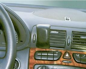 Mercedes C-Klasse (W203) Baujahr 2001 bis 2/2007 KFZ Navi Konsole Halterung