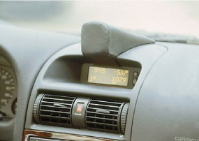 Opel Astra G Baujahr 1998 bis 02/2004 KFZ Navi Konsole Halterung