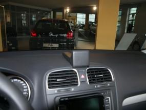 VW Golf VI 6 Baujahr ab 2008 KFZ Navi Konsole Halterung