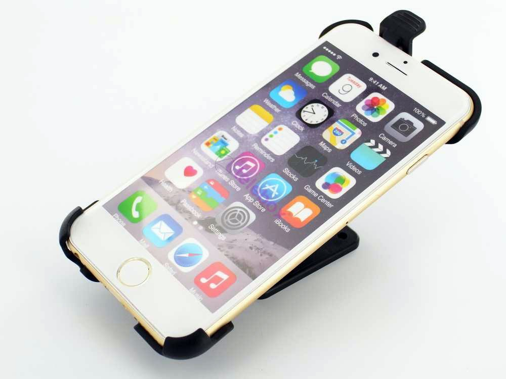 apple iphone 6 6s handyhalterung mit gelenksockel. Black Bedroom Furniture Sets. Home Design Ideas