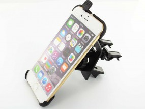 Apple iPhone 6 / 6s Handyhalterung für Lüftungsgitter