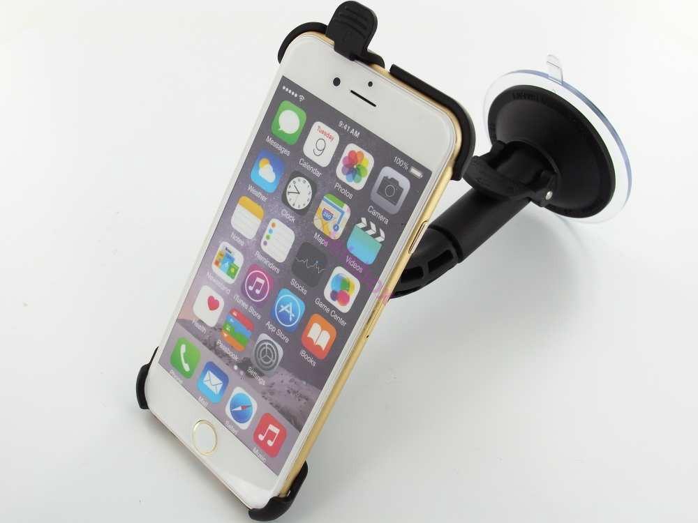 apple iphone 6 6s handyhalterung mit saugnapfhalterung. Black Bedroom Furniture Sets. Home Design Ideas