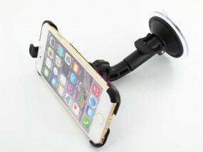 Apple iPhone 6 / 6s Handyhalterung mit Saugnapfhalterung