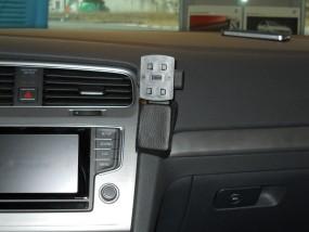 VW Golf 7 VII Baujahr ab 2012 KFZ Navi Konsole mit Halterung HR