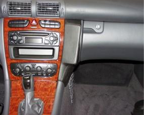 Mercedes C-Klasse (W203) / Baujahr 2001 bis 02/2007 KFZ Halterung Konsole