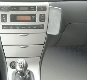Toyota Corolla (E12) / Baujahr 2002 bis 02/2007 KFZ Halterung Konsole