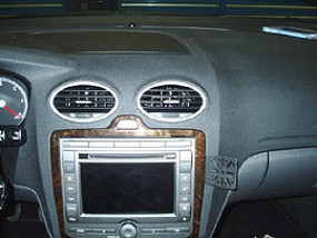 FORD FOCUS DashMount Baujahr 11/2004 bis 12/2007 KFZ Navi Handy Halterung