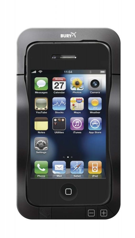 bury motion mobile apple iphone 4 4s bluetooth. Black Bedroom Furniture Sets. Home Design Ideas
