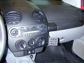VW NEW BEETLE DashMount Baujahr ab 1998 KFZ Navi Handy Halterung