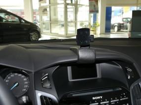 Ford Focus III Baujahr ab 03/2011 KFZ Navi Konsole mit Halterung HR