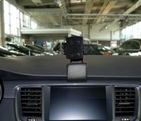 Peugeot 508 Baujahr ab 03/2011 KFZ Navi Konsole mit Halterung HR