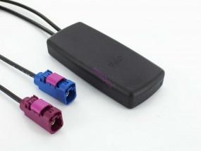 telebox GSM / GPS Klebe--Innenraum-Antenne Fakra
