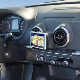 Audi A3 (8V) Baujahr ab 08-2012 Kuda KFZ Navi Konsole Halterung