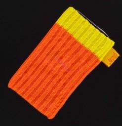 Handy Socke in organge