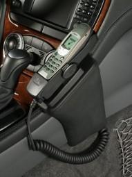 Mercedes SL-Klasse (R230) Baujahr ab 10/2001 KFZ Halterung Konsole