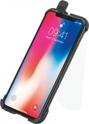 Apple iPhone X Handyhalterung mit 4-Loch-Rastsystem