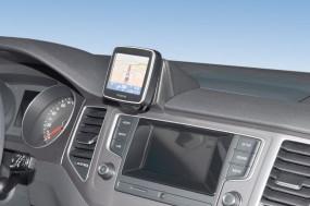 VW Golf Sportsvan Konsolen zur Befestigung von Handy, Smartphone oder Navi von Kuda lieferbar