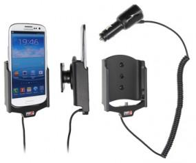 Samsung i9300 Galaxy S3 Handy Halterung aktiv mit Ladung