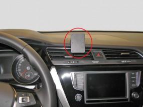 VW Touran II Baujahr ab 09/2015 Brodit ProClip Handyhalterung - Navi Halterung an der Lüftung