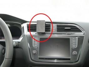 VW Tiguan 2 Baujahr ab 2016 Brodit ProClip Handyhalterung - Navi Halterung an der Lüftung