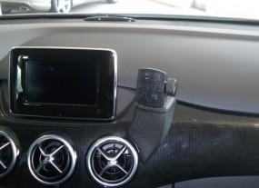 Mercedes B-Klasse (W246) Baujahr ab 11-2011 KFZ Navi Konsole mit Halterung HR