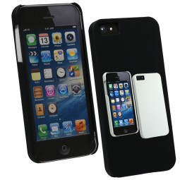 iPhone 5 telebox Cover mit glatter & matter Oberfläche