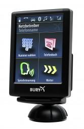 VW Bluetooth Freisprecheinrichtung Bury CC 9068 inkl Kabelsatz