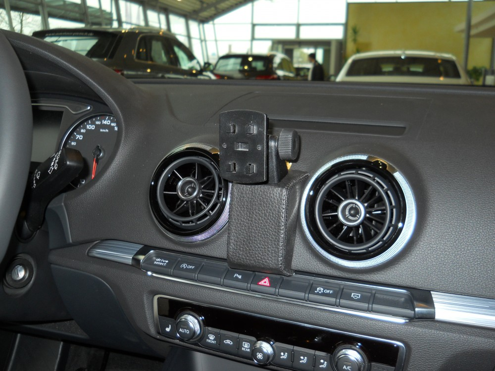 Audi A3 8v Baujahr Ab 08 2012 Kfz Navi Konsole Mit