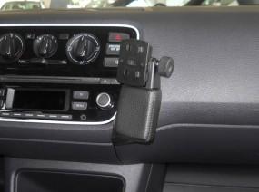 VW Up - Seat Mii - Skoda Citigo Baujahr 11/2011 bis 2016 KFZ Navi Konsole mit Halterung HR