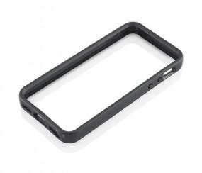 "iPhone 5 Gear4 ""The Band"" Bumper in schwarz"