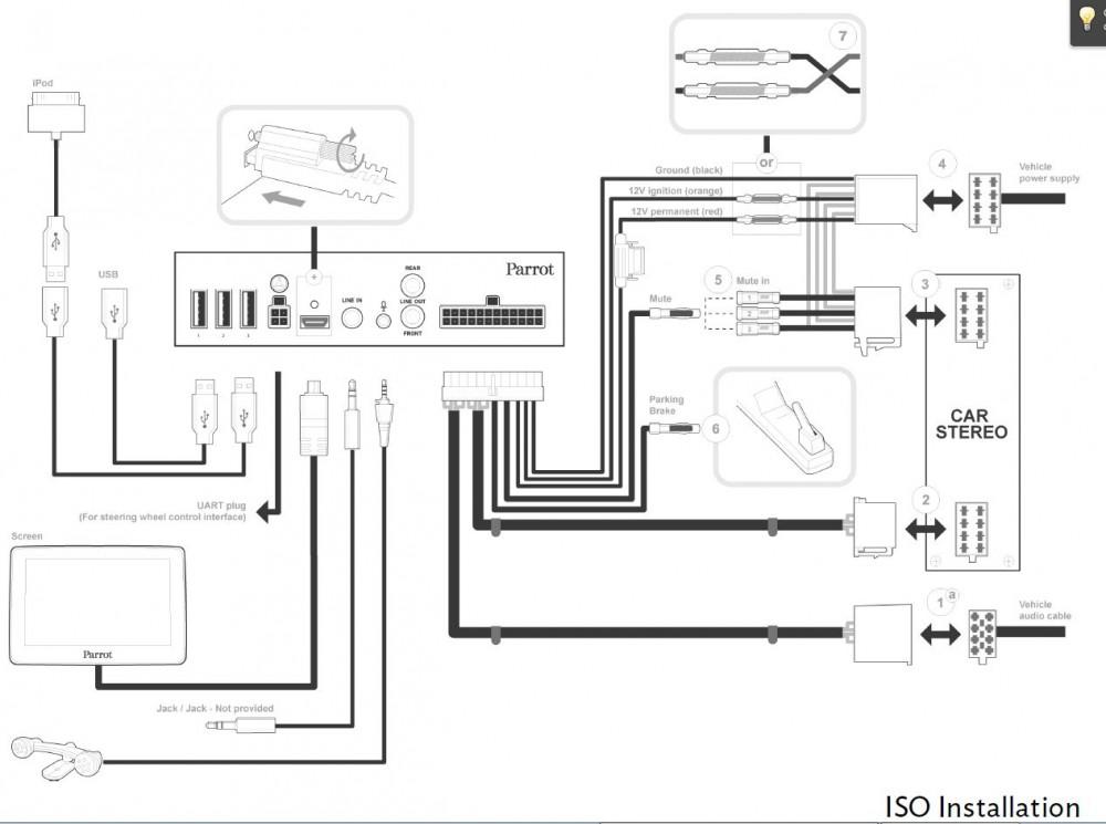 vw golf 5 r32 volkswagensound mit parrot asteroid tablet. Black Bedroom Furniture Sets. Home Design Ideas