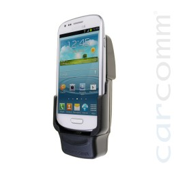 Samsung Galaxy S3 Mini GT-i8190 CarComm Multi-Basys Ladehalterung