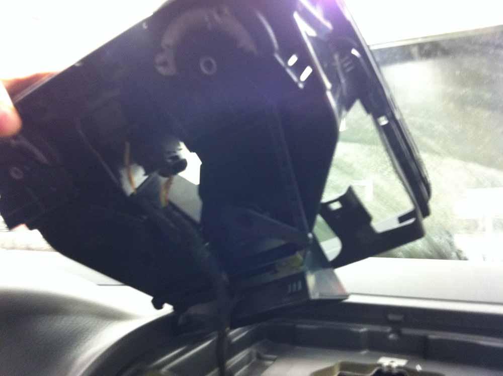 VW Golf 5 V Einbau Freisprecheinrichtung Bury CC9068