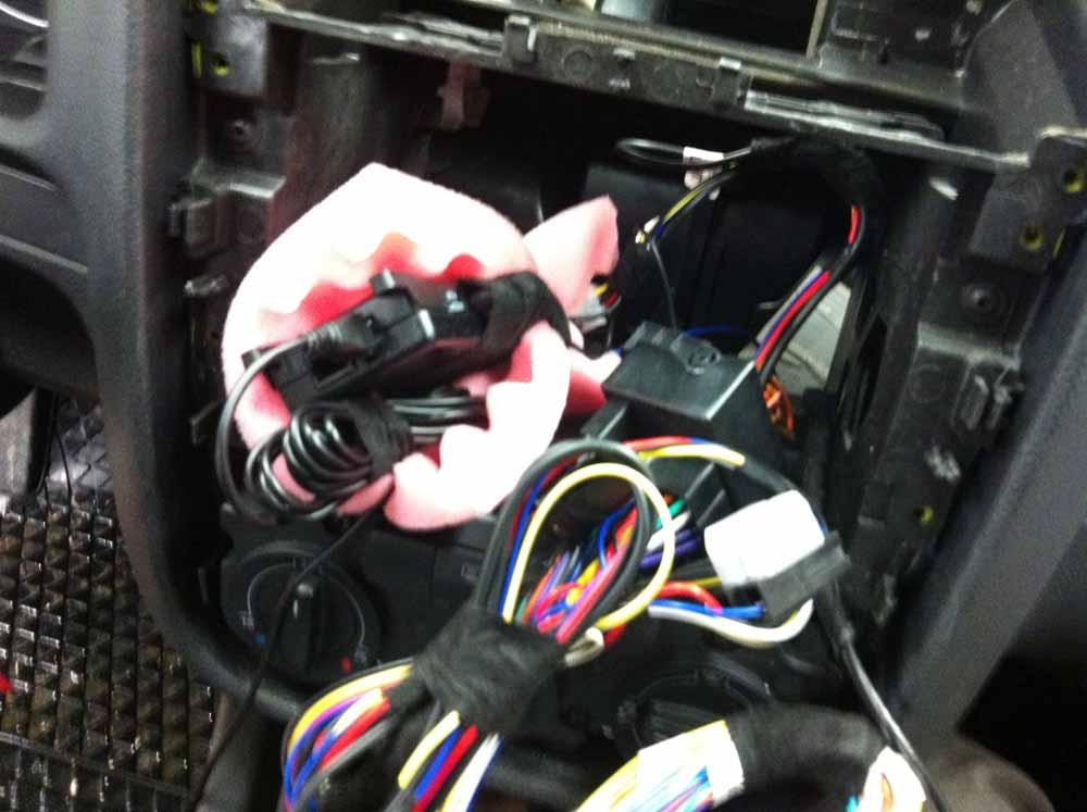 Bury CC9068 Kabelsatz für Golf 5 einstecken